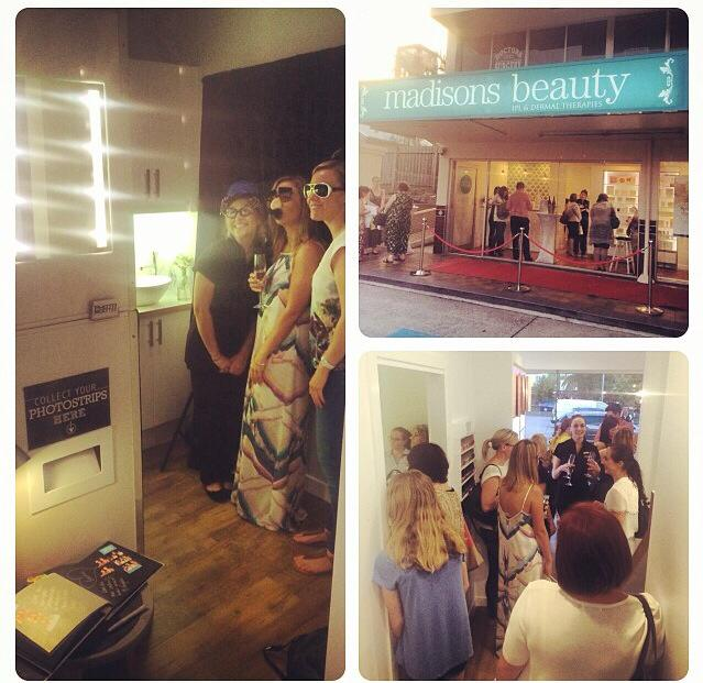 madisons beauty opening in ascot brisbane
